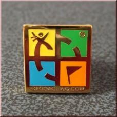 Odznak Geocaching.com