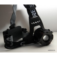 Čelovka 1 x CREE XM-L T6 LED Headlamp