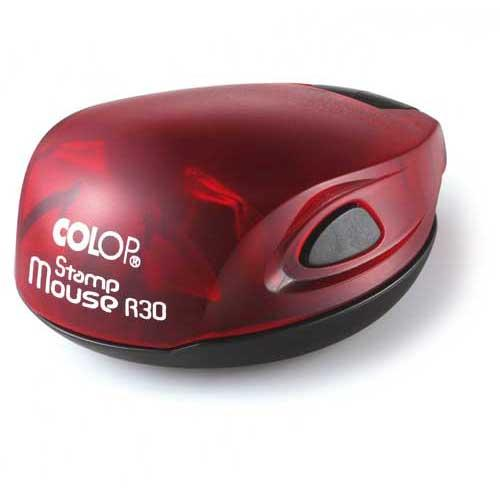 Stamp Mouse R30 - Ruby